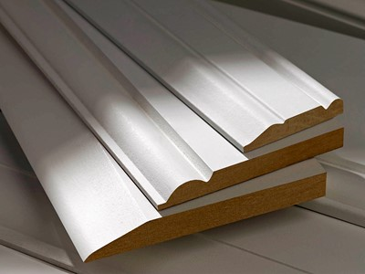 MDF Mouldings - Skirting & Architrave