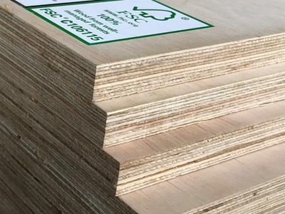 Q Mark External Plywood