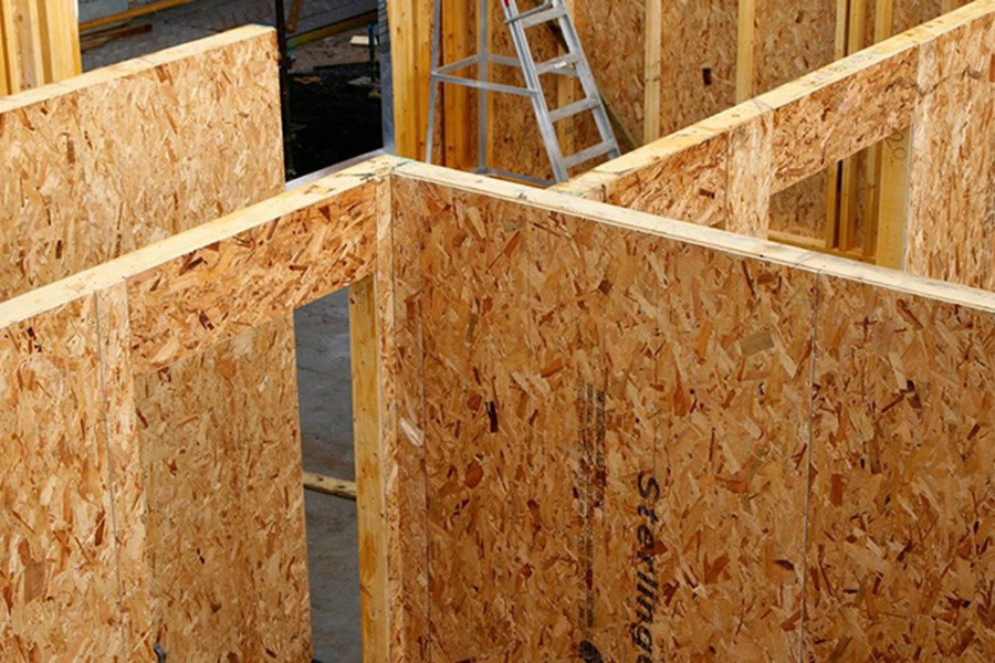 OSB3 Board18mm Thickness11mm also available